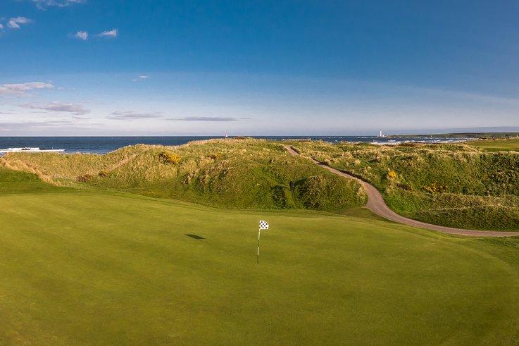 Montrose golf links data tag