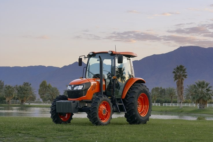 Kubota M Series data tag 1