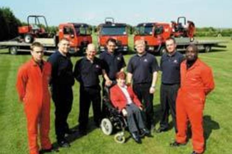 Toro demonstrate care for customers