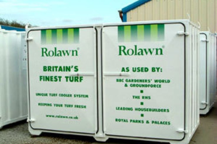 Rolawn's Hi-Tech response to Turf Shelf Life Awarded Patent
