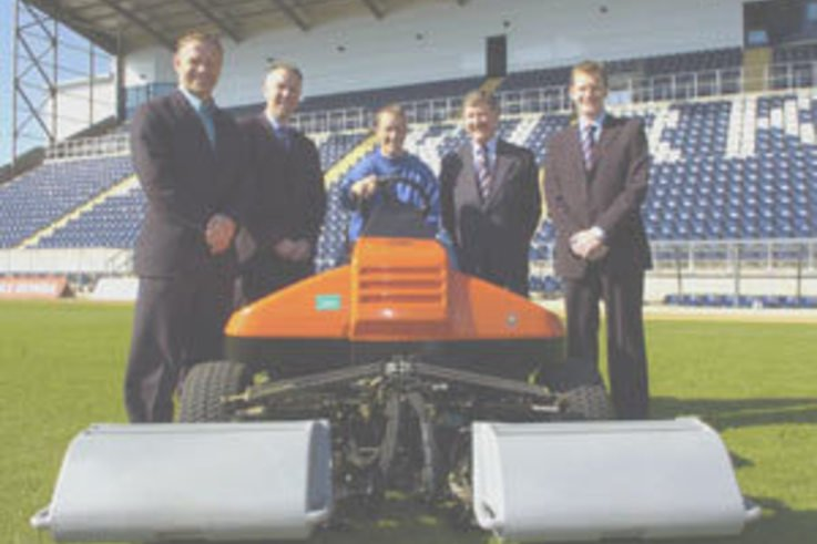 Scottish Premiership newcomers sign agreement with Fairways GM