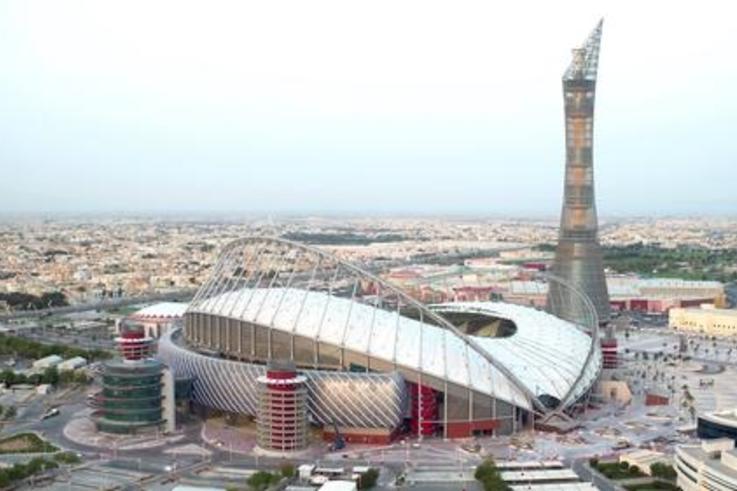 Qatar Stadium data tag 1
