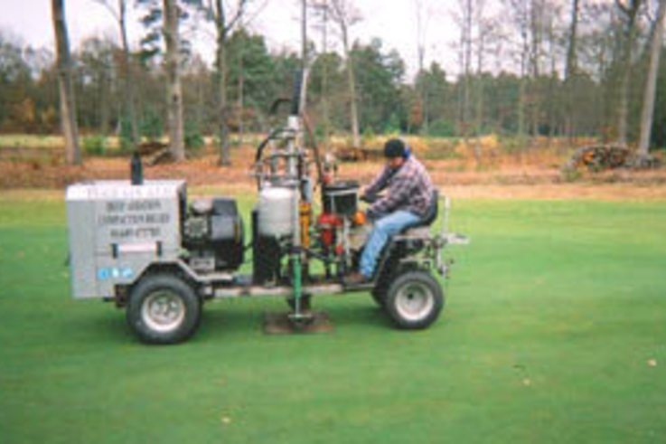 Terrain Aeration – Book for Trouble Shooters on a discount