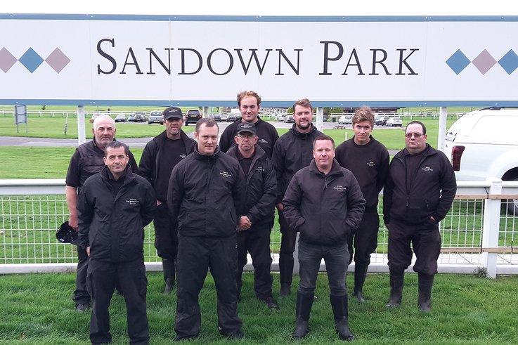 Sandown Park Groundstaff   2