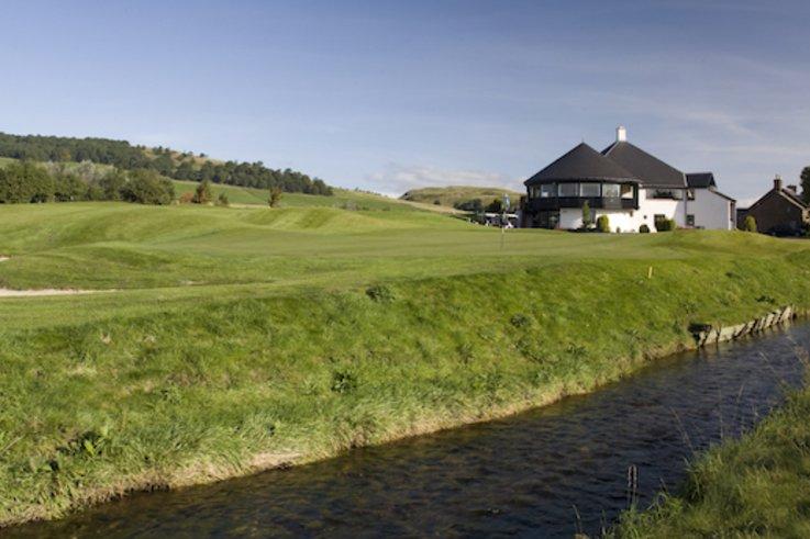 Glenisla Golf Club David J Whyte ©