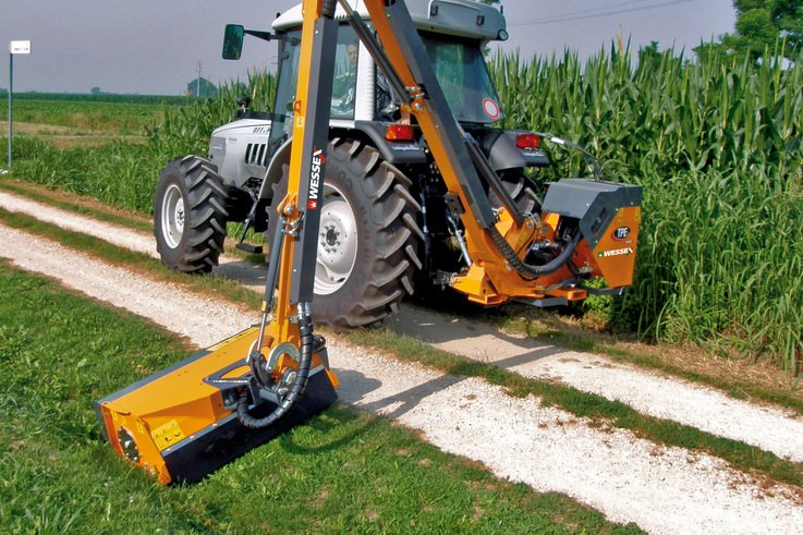 Wessex hedgecutter