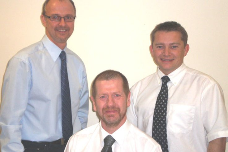 Rolawn Expansion results in Organization Restructure