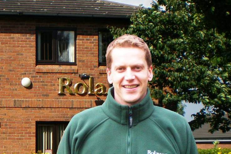 Rolawn appoint new Depot Manager at their Sevenoaks Depot