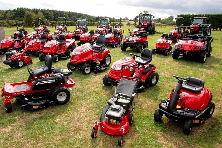 mf grounds care machinery