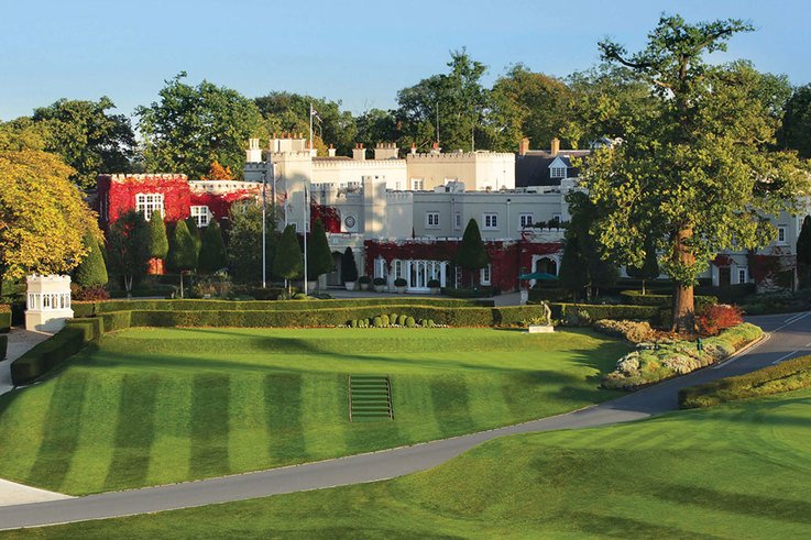 Wentworth-GC Clubhouse
