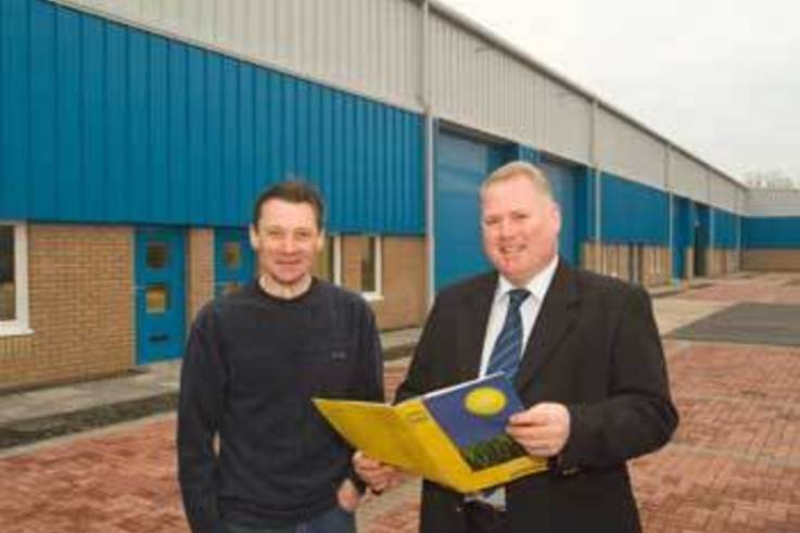 Barenburg makes major investment in Scotland and the North