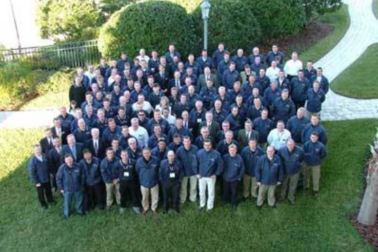 Over 180 guests visit  Golf Industry Show in Orlando.