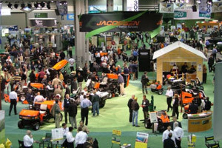 Jacobsen win Best Stand at Golf Industries Show in Atlanta