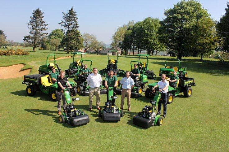 Tadmarton Heath Golf Club A
