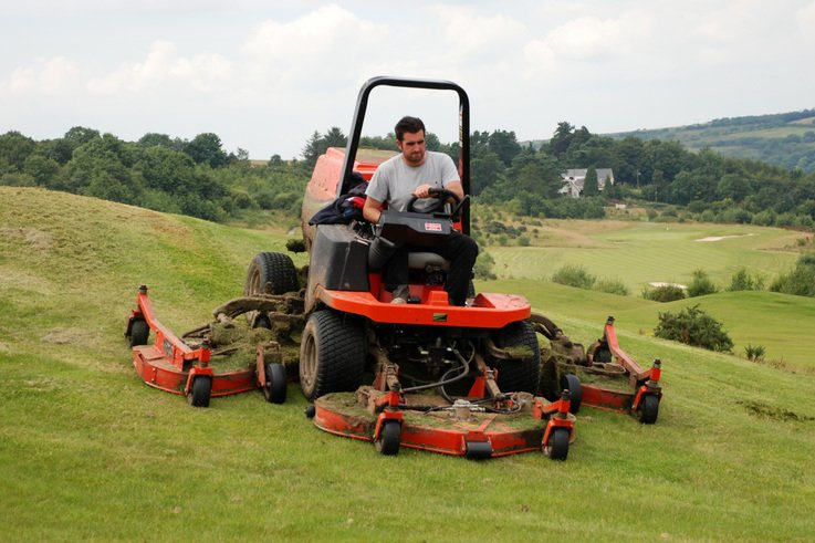The Jacobsen HR 5111 the best climber in the valleys