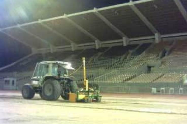 Football Fields in Saudi Arabia