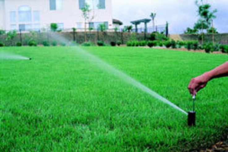Innovative TORO Golf Sprinklers are industry first