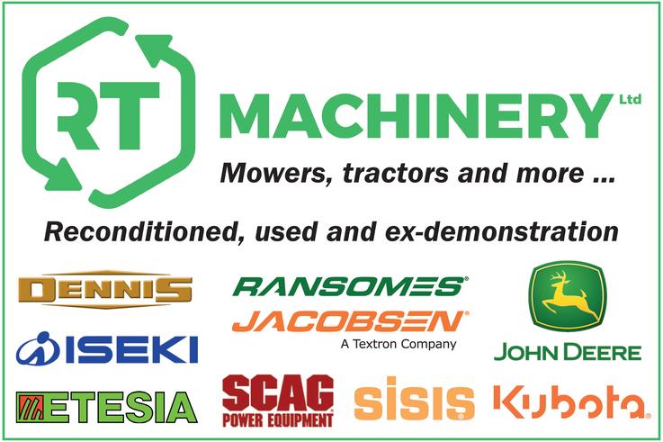 R T Machinery Ltd - Rotary Mowers