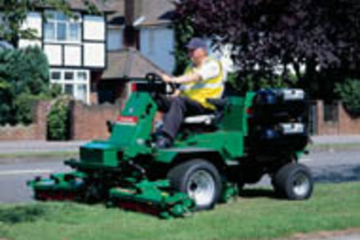 Industry first for Ransomes