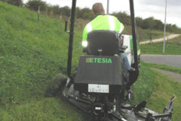 New – Lower cutting height for Attila A180