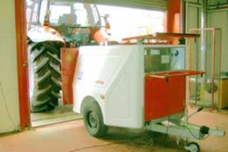 New software tests tractor dependability