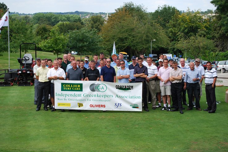 Independent Greenkeepers Association (IGA) London Branch golf outing