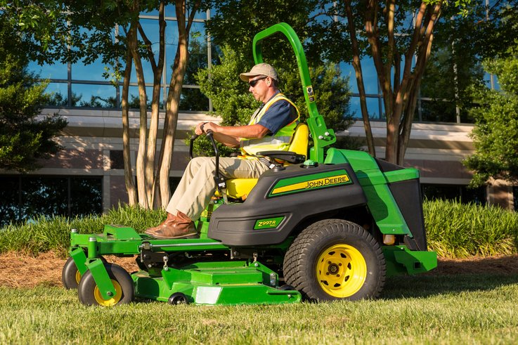 John Deere Z997R zero turn mower