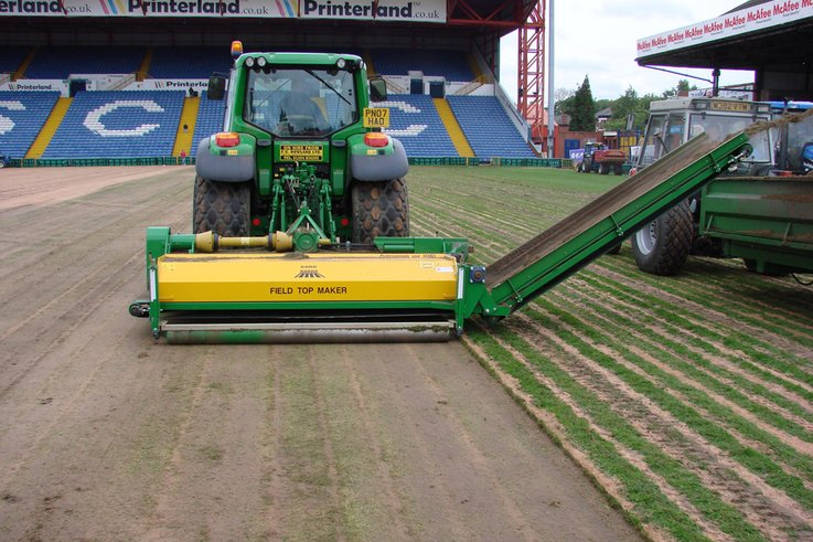 Koro FTM 2500 delivers same Top-Quality finish In less time