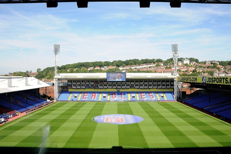 Crystal Palace Groundsman data tag 1