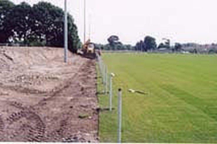 New Supermarket upgrades football facilities