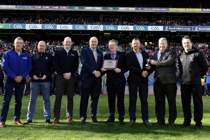 Nowlan Park Wins County Pitch Of The Year - Ireland 2018