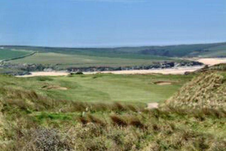 English elite golfers praise Weller McEvoy remodelling of St Enodoc