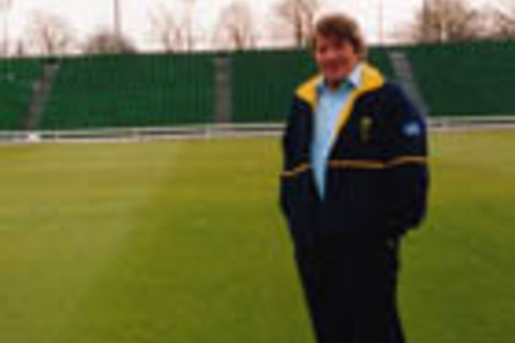 Cricket pitch off critical list - Glamorgan CCC