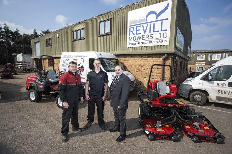 Revill Mowers