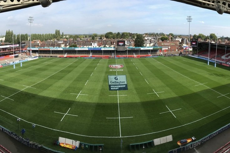 Gloucester HERO Hybrid Pitch