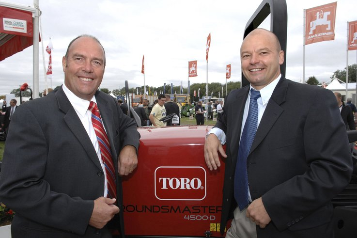 Toro continues to Invest in Global Strategy