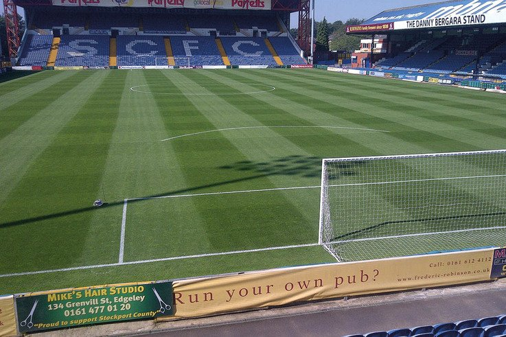 StockportCounty August26th