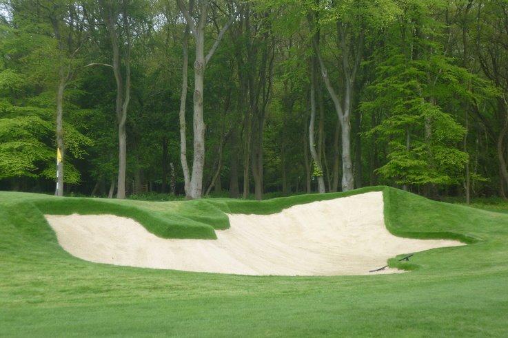 Ashridge Golf Club Blinder Completed