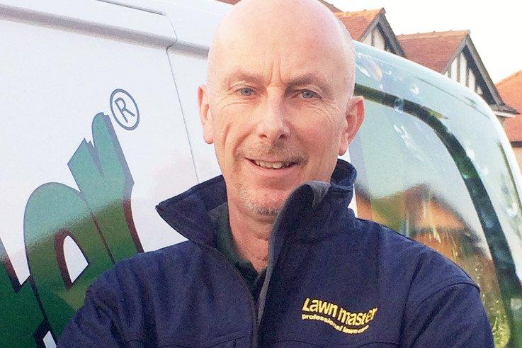Colin Parish, Lawn Master