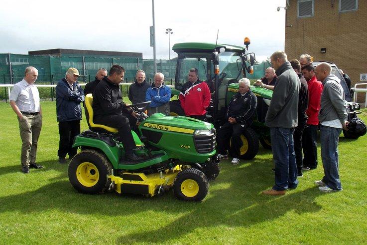 Northumberland FA Pitch Perfect