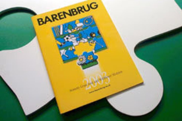 New 2003 Barenbrug seed catalogue out