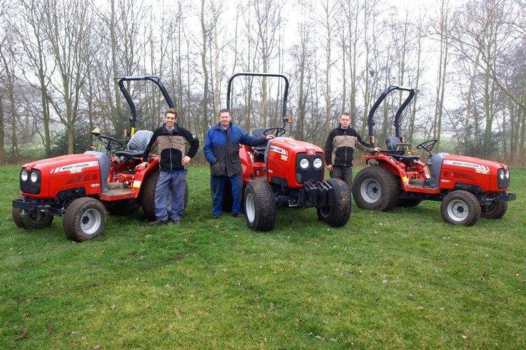 Acclaimed Surrey GC extends Massey Ferguson tractor fleet