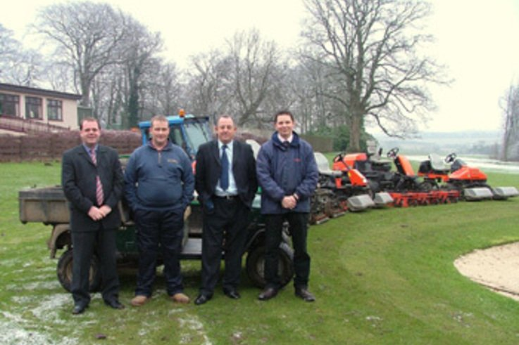Dalziel Park look to Fairways for Golf Course Maintenance Package