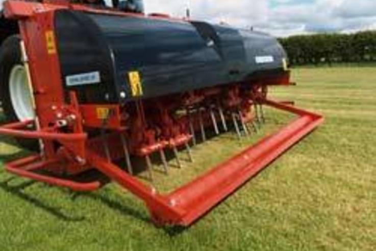Course maintenance enhanced at Nairn Dunbar Golf Club