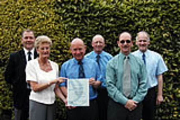 PSD first to achieve UK recognition