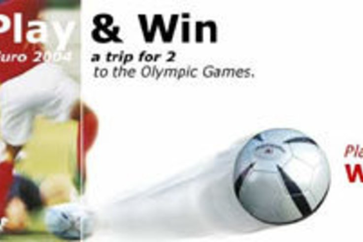 Win two tickets to the Olympics!
