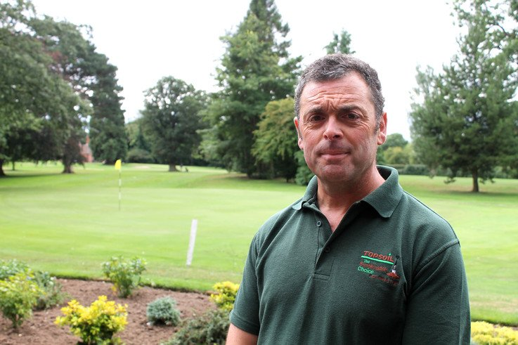 Andy Spetch Of British Sugar TOPSOIL