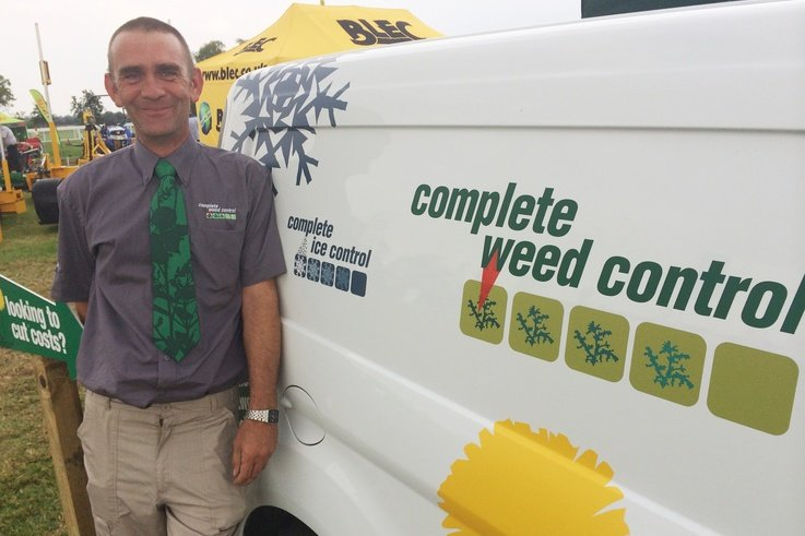 Simon Akerman Complete Weed Control