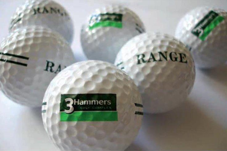 3 Hammers Balls