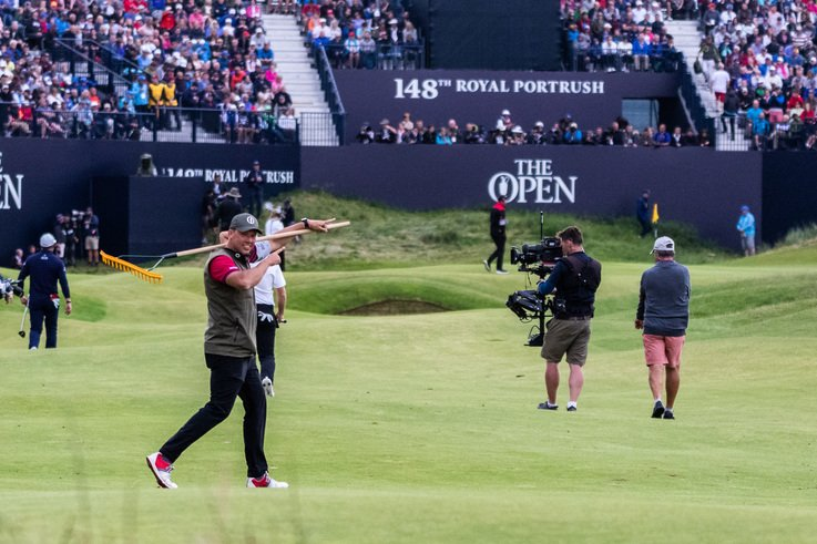 Support team member Richard Ponsford at The Open in 2019.jpg